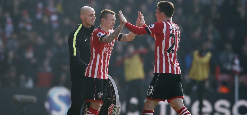 Southampton fans discuss Jordy Clasie's future on Twitter