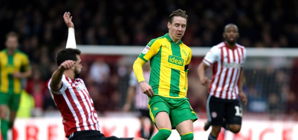 Performance in Numbers: Johansen deserves more plaudits after big West Brom win