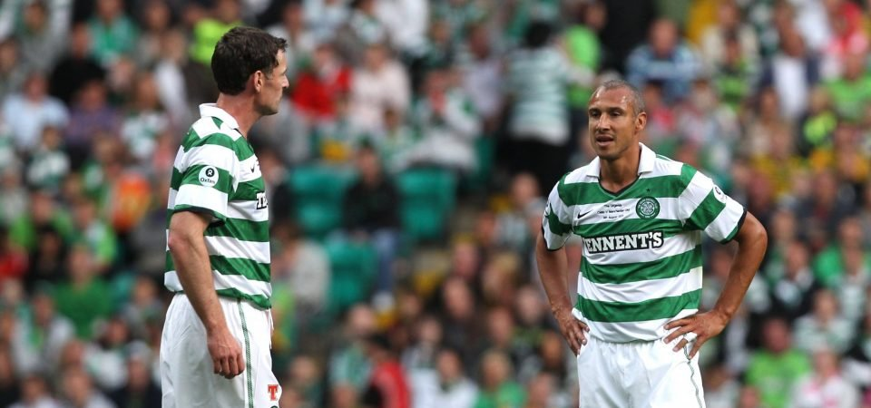 Haven't scored from a corner since! Celtic fans react to club's Sutton tweet