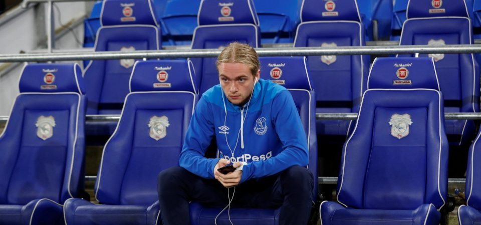 The Chalkboard: What reported contract extension could mean for Tom Davies
