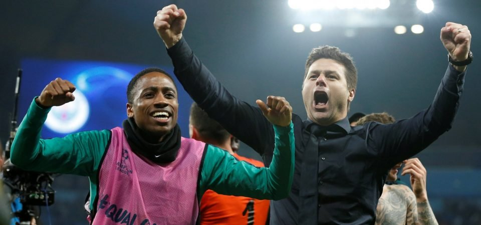 Ex-Arsenal man backs Spurs to do the job in Champions League semi-final