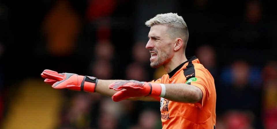 World class! Palace fans react as Vicente Guaita is awarded MOTM for weekend display