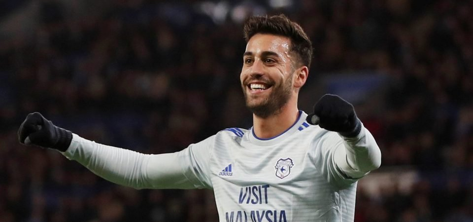 Yes please: West Ham fans urge club to move for Victor Camarasa
