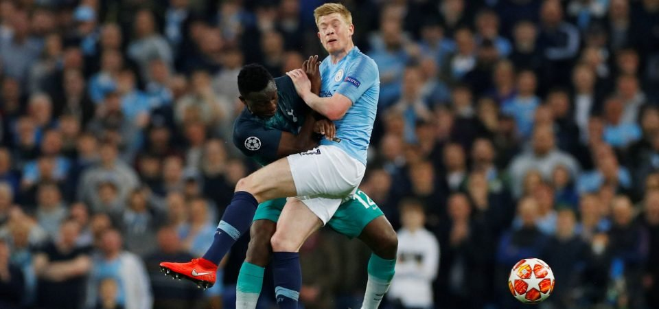 Champions League: Tottenham's makeshift midfield verges on miraculous vs Man City
