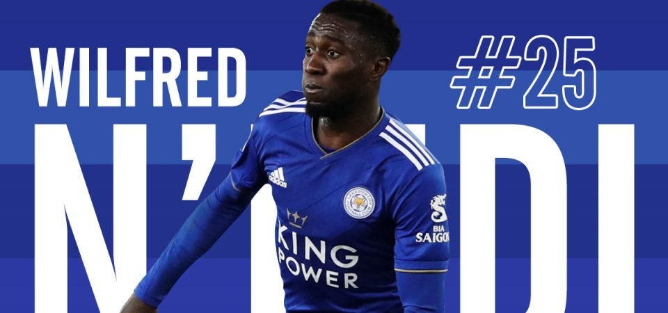 Player Zone - Rodgers lights Wilfred Ndidi's fire