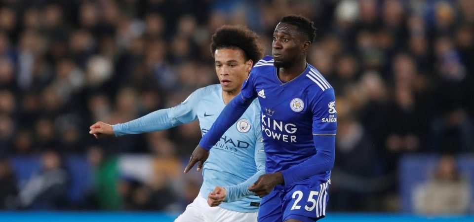 Get him ASAP: Man United fans urge club to sign Ndidi from Leicester