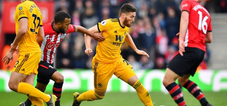 Fan Theory: Time for a change of position for Matt Doherty at Wolves