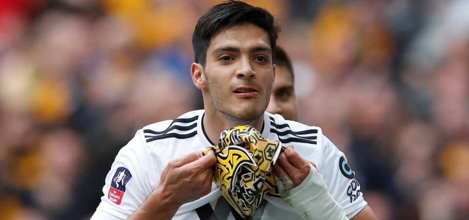 West Ham fans regret missing out on Raul Jimenez after latest Wolves display