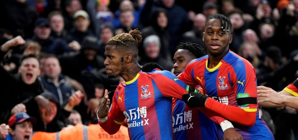 Hodgson admits every player has their price, even Zaha and Wan-Bissaka