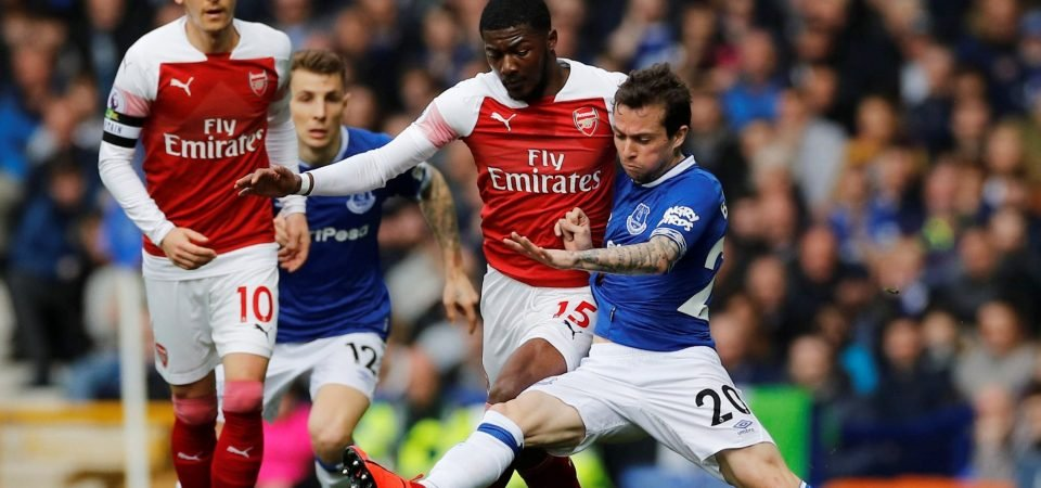 Best technician since Arteta: Everton fans laud Bernard after Arsenal heroics