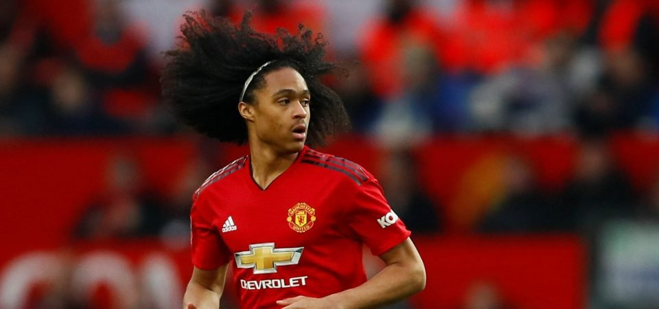 In The Pipeline: Manchester United's Dutch sensation Tahith Chong
