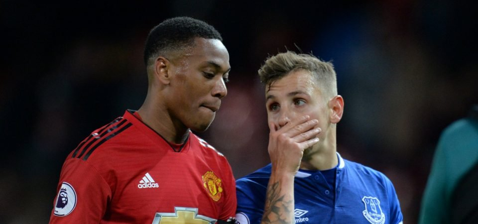 Lost and Won: Everton vs Manchester United