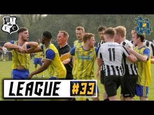BIGGEST GAME OF THE SEASON! - HALSTEAD TOWN vs HASHTAG UNITED