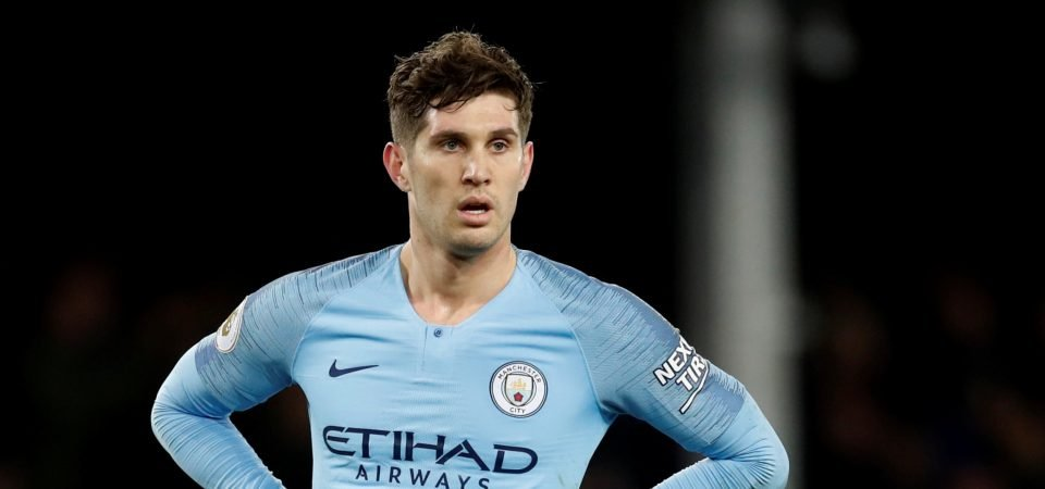 Exclusive: Howey praises John Stones for earning Man City place back