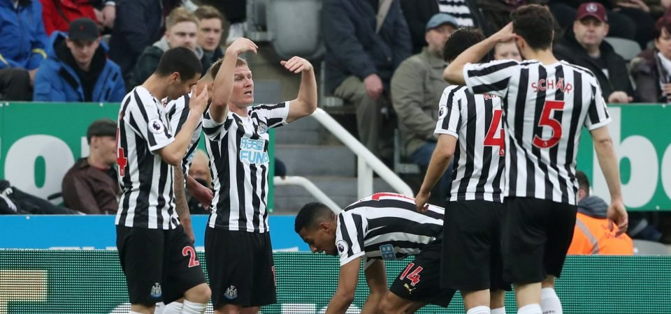 Truly gutting: Newcastle fans react as Florian Lejeune picks up a serious injury