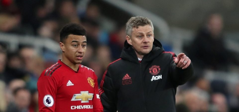 Seismic gap: Lingard comparison shows Man United are miles apart from Man City