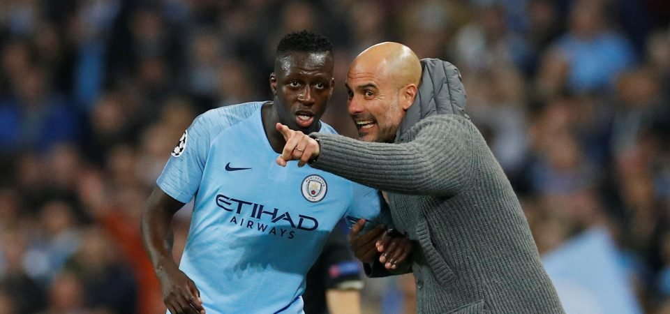 Move him on: Man City are wrong to stick by Benjamin Mendy