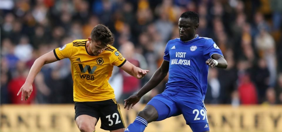 Time for the bench: Besiktas eyeing up a move for Everton flop Oumar Niasse
