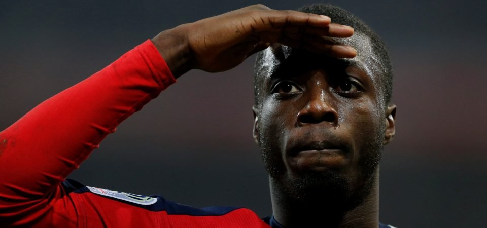 Needed over Sancho: Manchester United eye up Nicolas Pepe deal