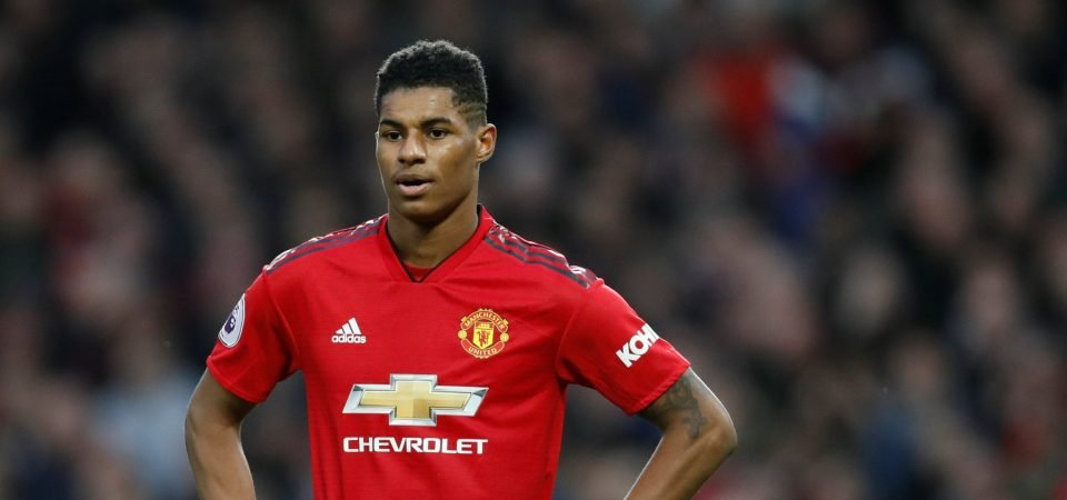 Man United's Marcus Rashford could follow Raheem Sterling's footsteps, say pundits