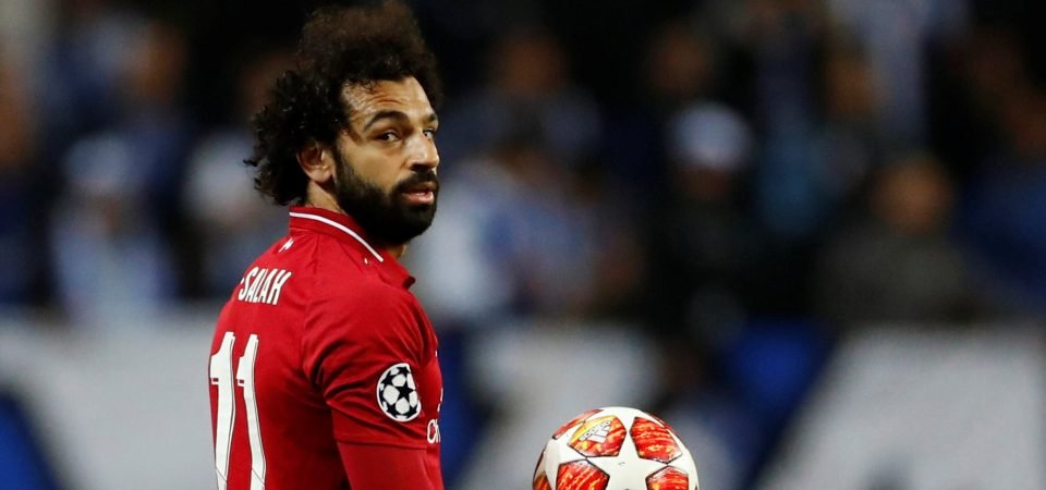Potential consequences: Mohamed Salah leaves Liverpool in stunning transfer