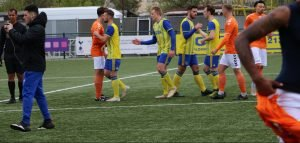 Gallery: Images from Hashtag United's 4-0 win over Braintree Town Reserves