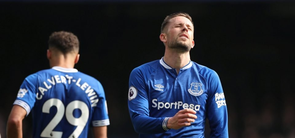 Everton fans hammer Gylfi Sigurdsson after his anonymous performance