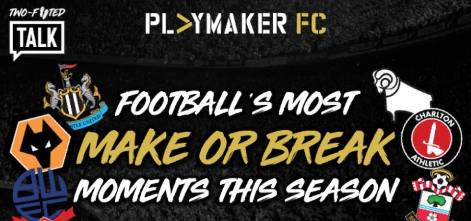 Watch: These fans of Newcastle, Wolves and more name their club's 'make or break' moment of 2018/19