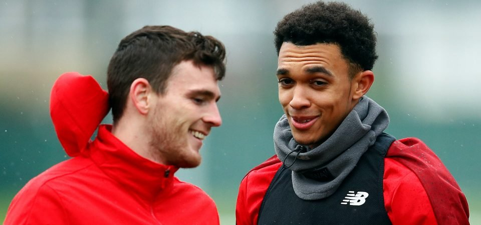 Forget Salah & Mane: Liverpool's full-backs are pivotal cogs in Klopp's machine