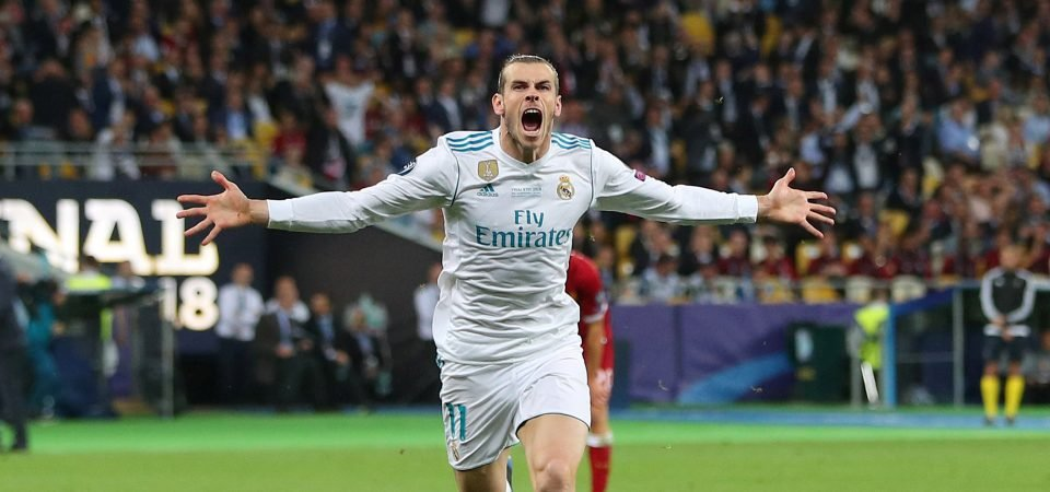 Real Madrid fans take to Twitter to celebrate Gareth Bale's anniversary at the club