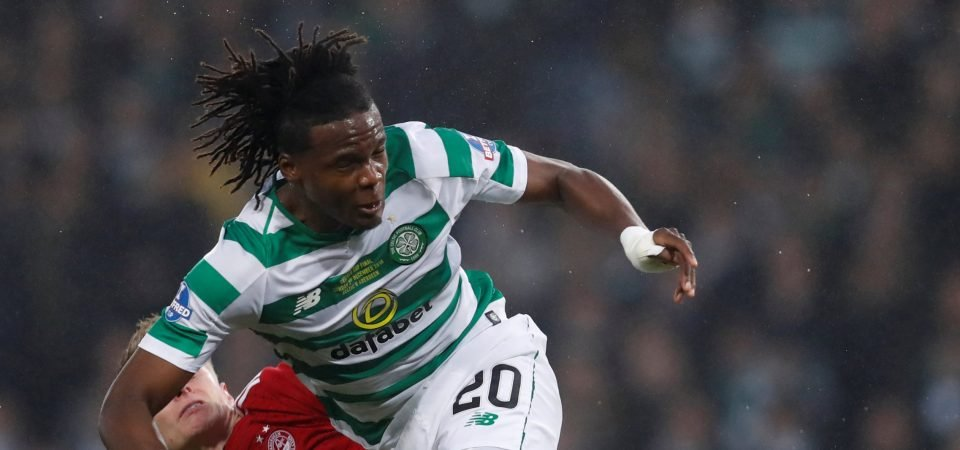 Craig Gordon has said goodbye to Dedryck Boyata on Instagram