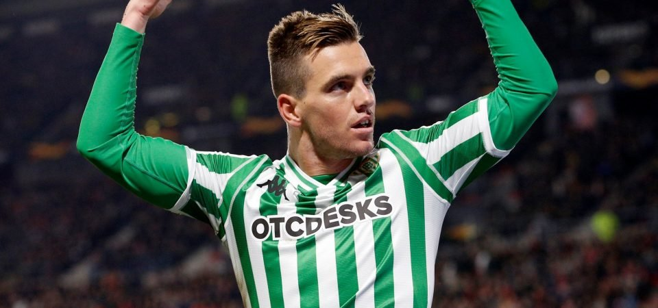 Spurs enter into talks with Lo Celso per local outlet
