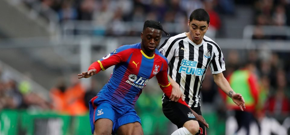 Why does Crystal Palace's phenomenon Aaron Wan-Bissaka remain under-rated?