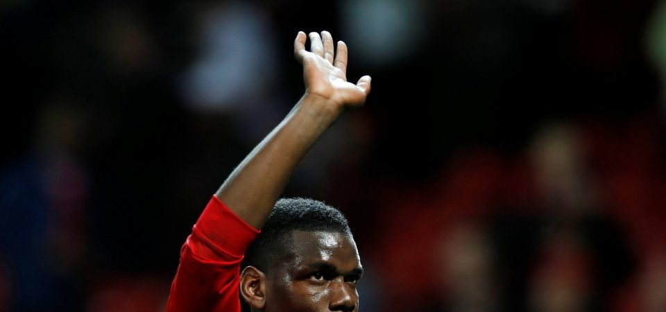 Pogba shares Instagram story in support of France's Women's World Cup squad