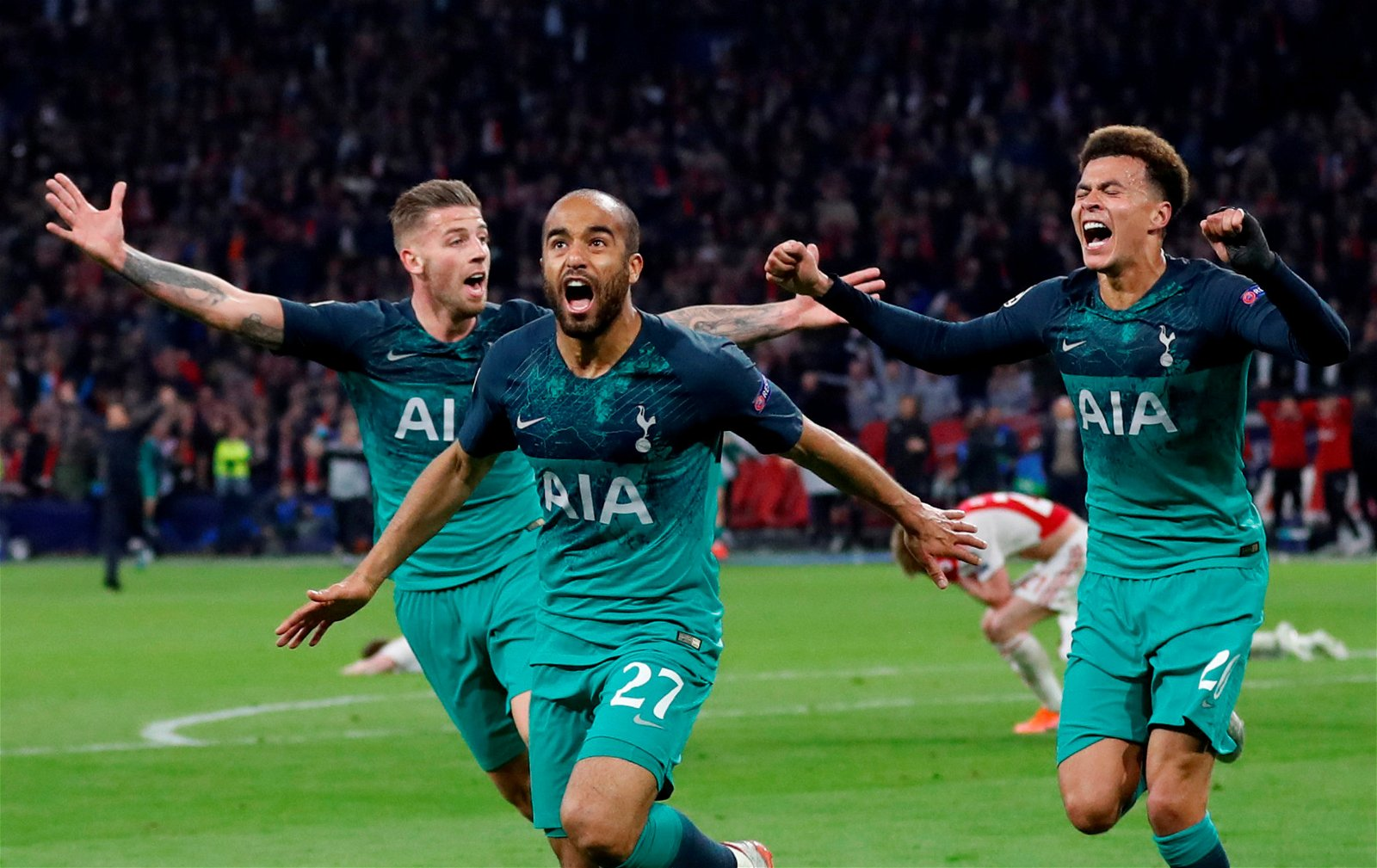 2019 05 08T212030Z 1355840131 RC18CBAF10D0 RTRMADP 3 SOCCER CHAMPIONS AJA TOT - 3 European finals already: Jurgen Klopp venturing into uncharted territory vs Spurs - opinion