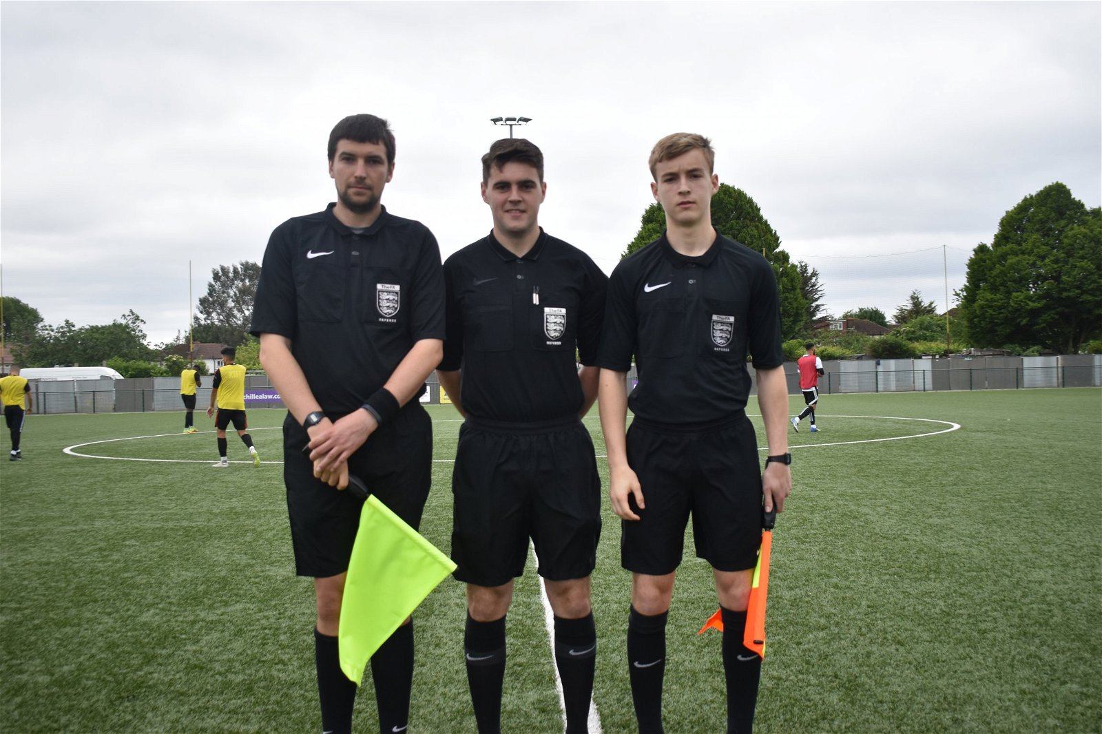 3 hashtag academy 19 refs line up - [Images] - Take a look at the best photos from the third day of the Hashtag Academy!