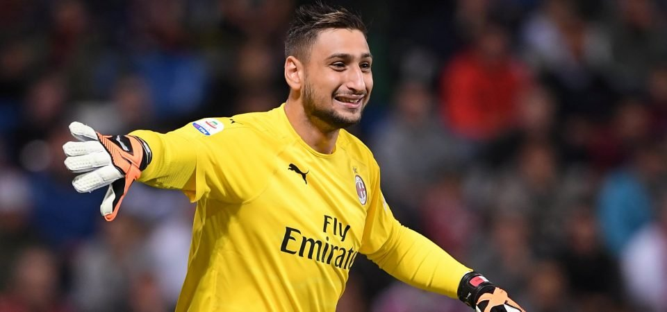 The photos that indicate why Gianluigi Donnarumma would be a Bernd Leno upgrade