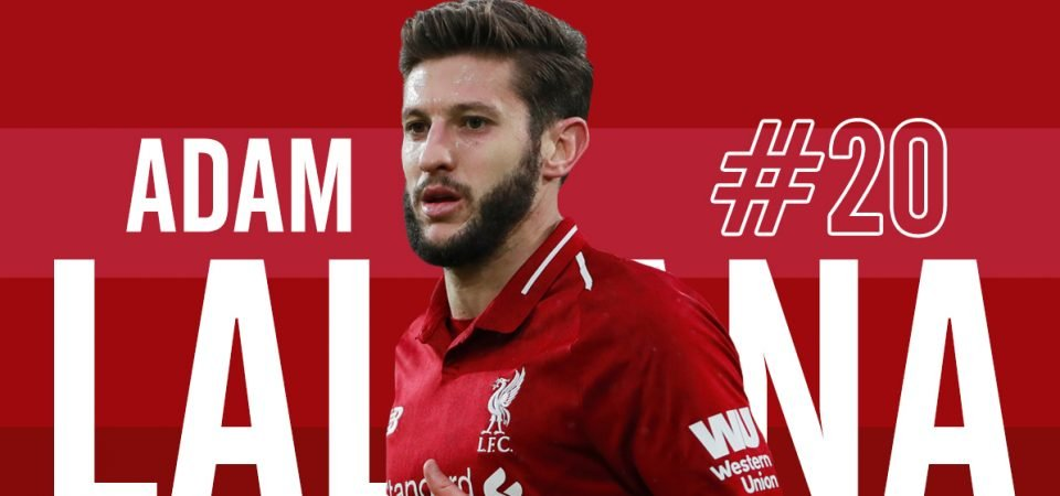 Player Zone: Time's up for Adam Lallana at Anfield