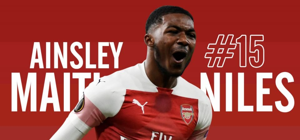 Player Zone: Arsenal must avoid Oxlade-Chamberlain mistake with Maitland-Niles