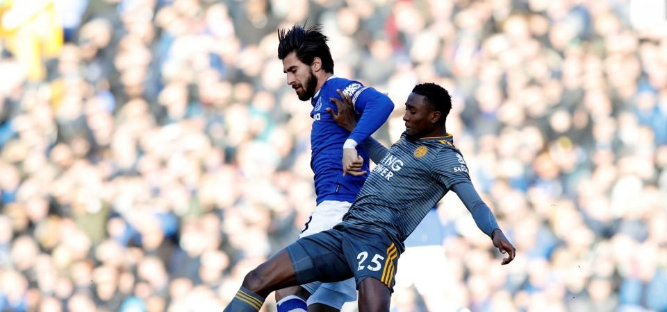 Tottenham fans don't want Andre Gomes