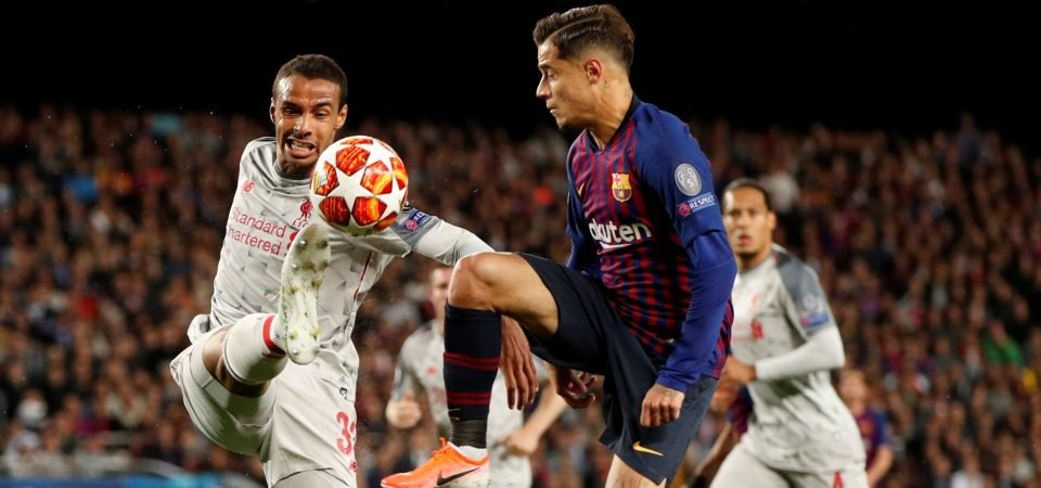 Man United fans don't want club to sign Philippe Coutinho after Barcelona display