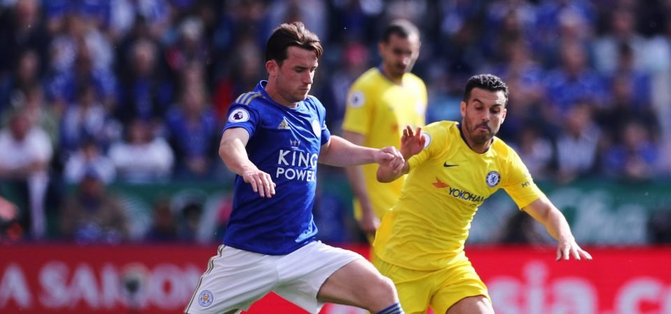 Performance in Numbers: Chilwell sends a message with dominant display against Chelsea