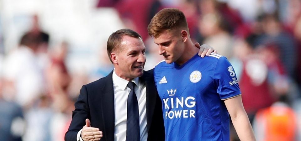 Brendan Rodgers history of developing players can help Leicester thrive