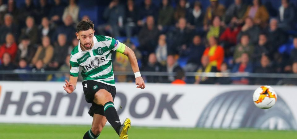 "Manchester United fans react as journalist claims Fernandes deal is ""very close"""