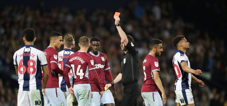 The Chalkboard: Aston Villa are stealing the advantage thanks to opposition red cards