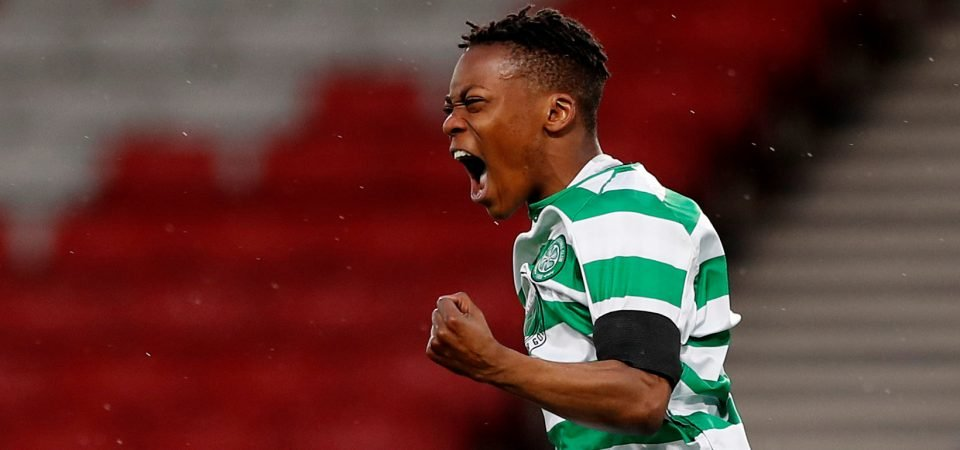 Karamoko Dembele is well placed for a breakthrough season at Celtic