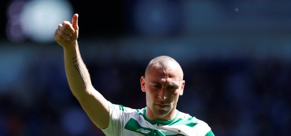 Celtic must protect Scott Brown more this season