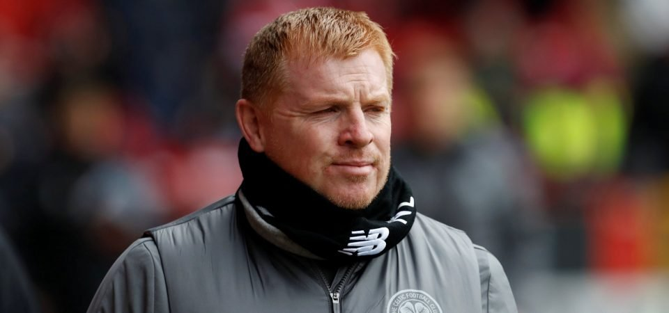Celtic don't need another striker, despite Neil Lennon's wish for one