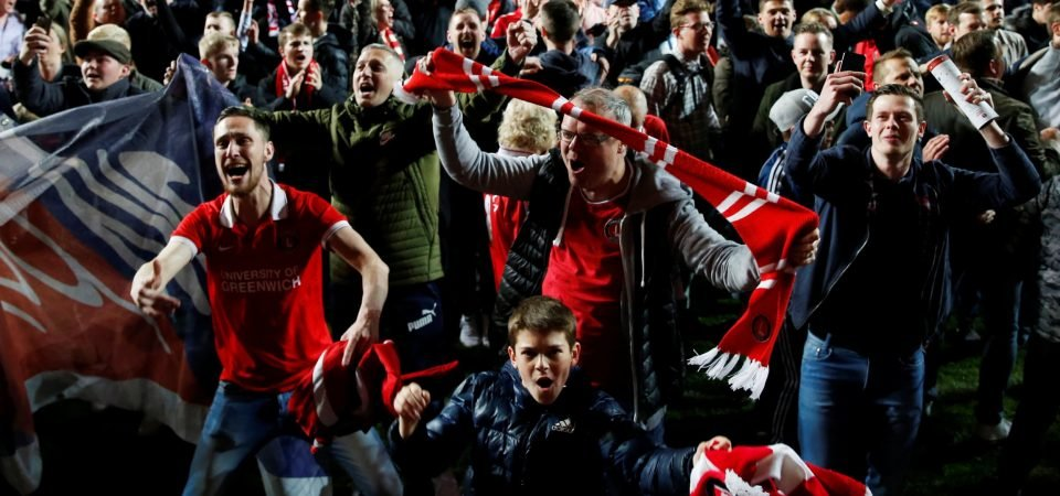 Charlton fans react as club reveal Wembley ticket sales numbers