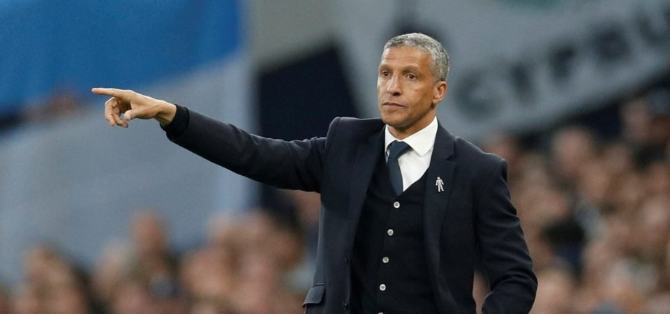 Please no: West Brom fans are praying Chris Hughton doesn't arrive